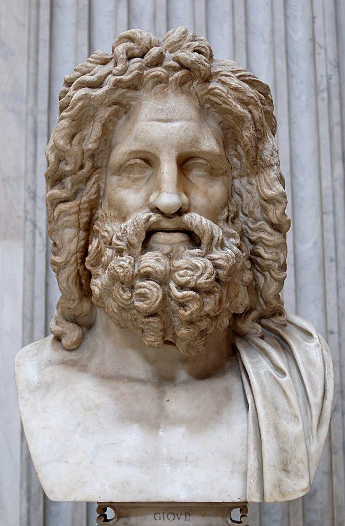 ZEUS, El padre de los dioses.
