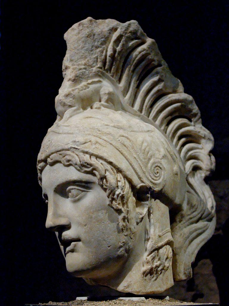 Ares, dios griego de al guerra
