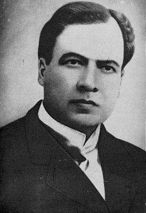 Ruben Darío, poeta nicaraguense