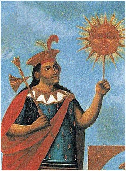 MANCO CÁPAC, PRIMER INCA