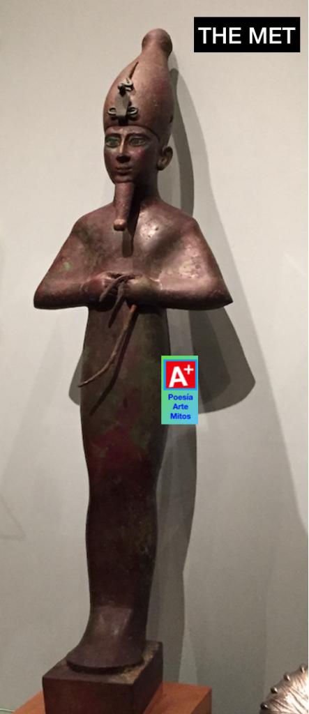 Osiris, Metropolitan museum of art of NY