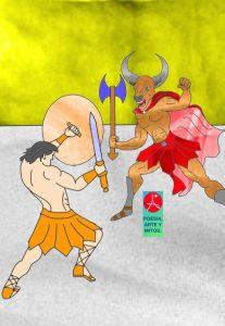 Mito griego - Teseo y el minotauro