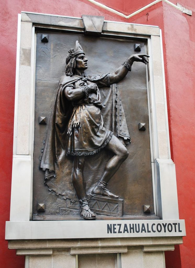 Nezahualcoyotl: poeta de texcoco