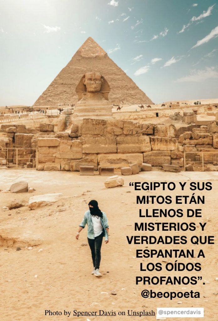 Egypto misterios mitos pirámides dioses