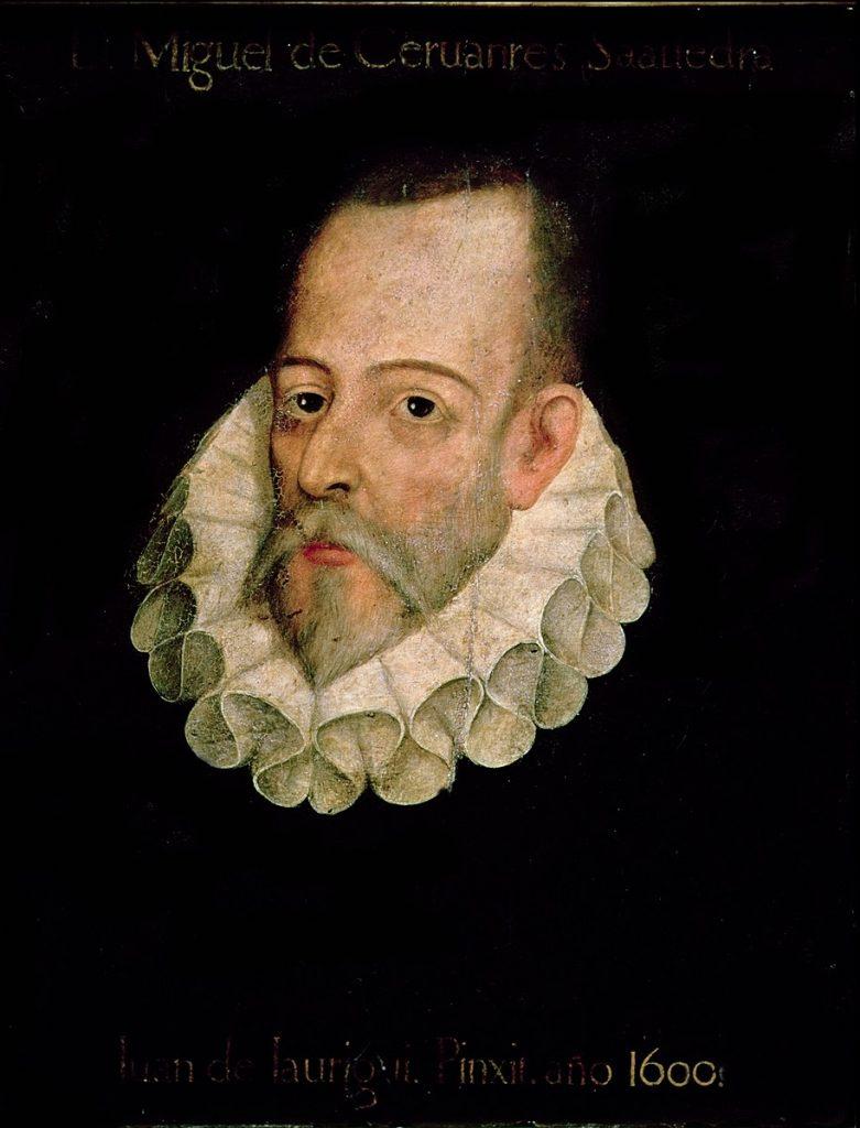 MIGUEL DE CERVANTES, poemas Español.