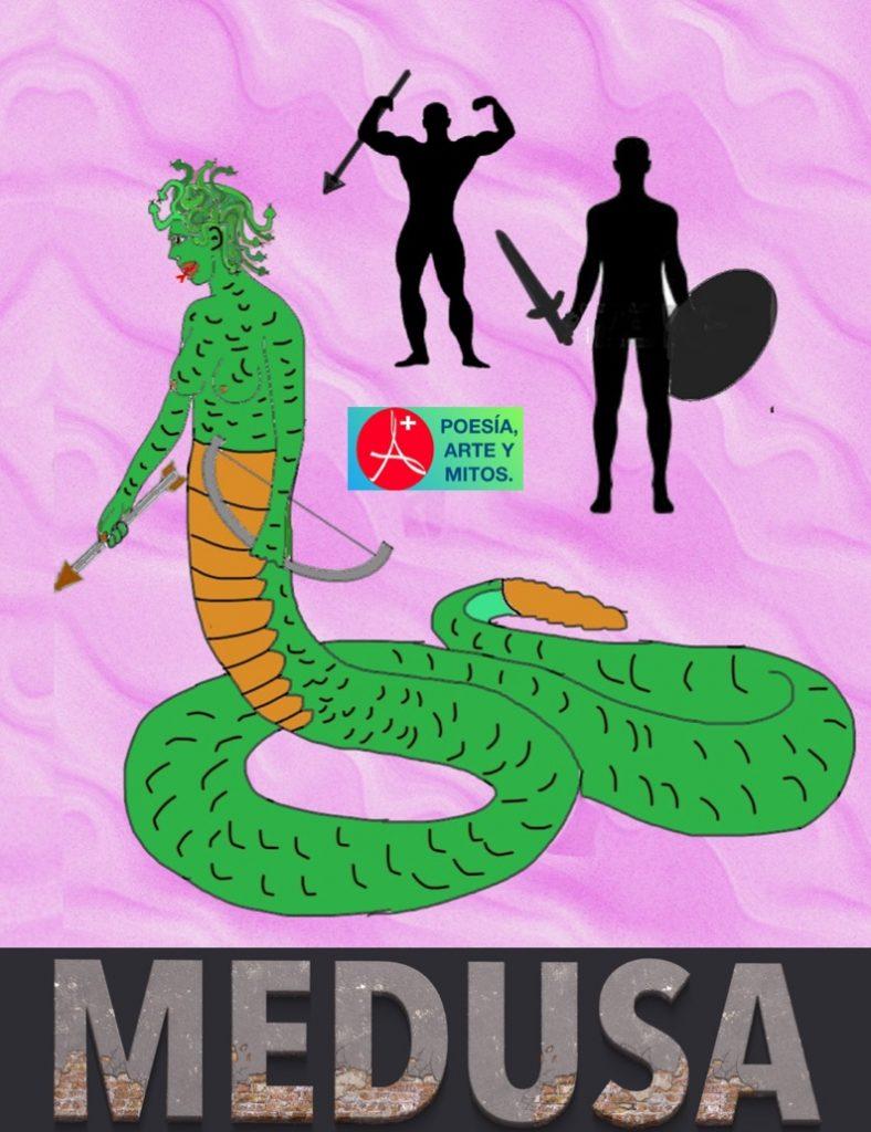 MEDUSA, MITO GRIEGO DE PERSEO