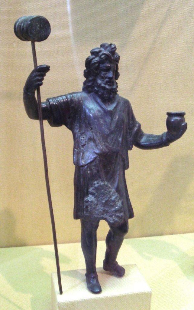 SUCELLOS: DIOS CELTA. mitología
