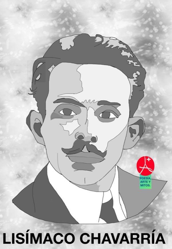 LISÍMACO CHAVARRÍA, poeta costarricense.