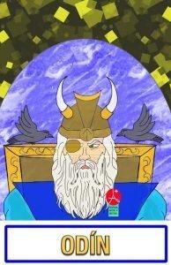 EL DIOS ODÍN. Mitos y dioses nórdicos y celtas.