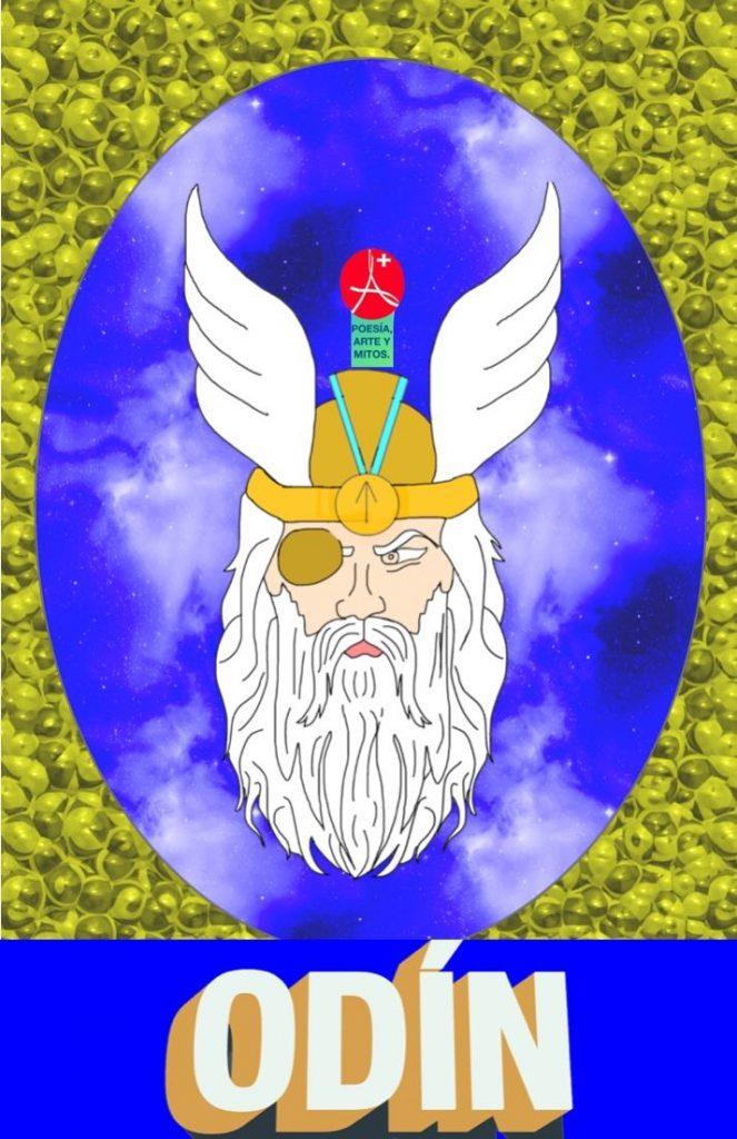 ODIN-DIOS NORDICO-MITO-GOD