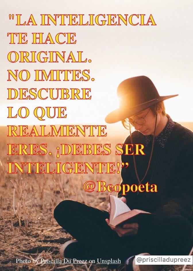 INTELIGENCIA-ORIGINAL-FRASES DE REFLEXION-MITO INCA -CUSCO