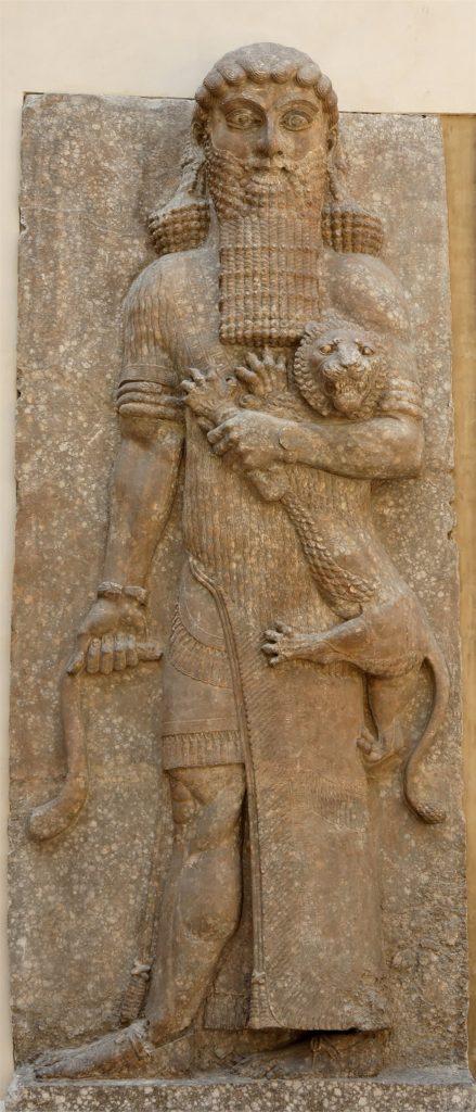 El poema o epopeya de Gilgamesh - MITO SUMERIO