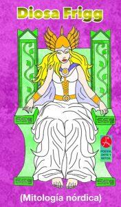 Diosa Frigg - esposa de Odin - mitologia nordica