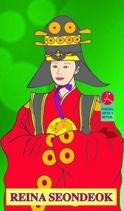 Reina Seondeok - mito coreano de amor