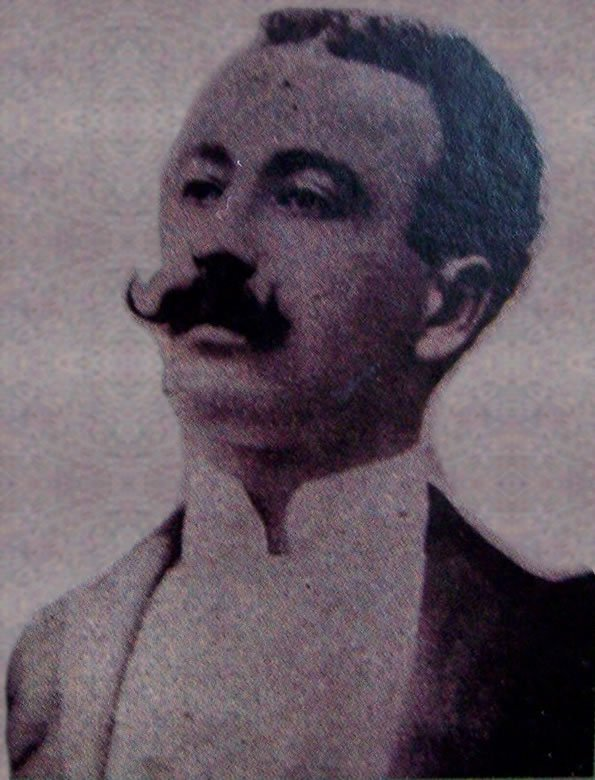 Juan Ramon Molina - poeta de Honduras