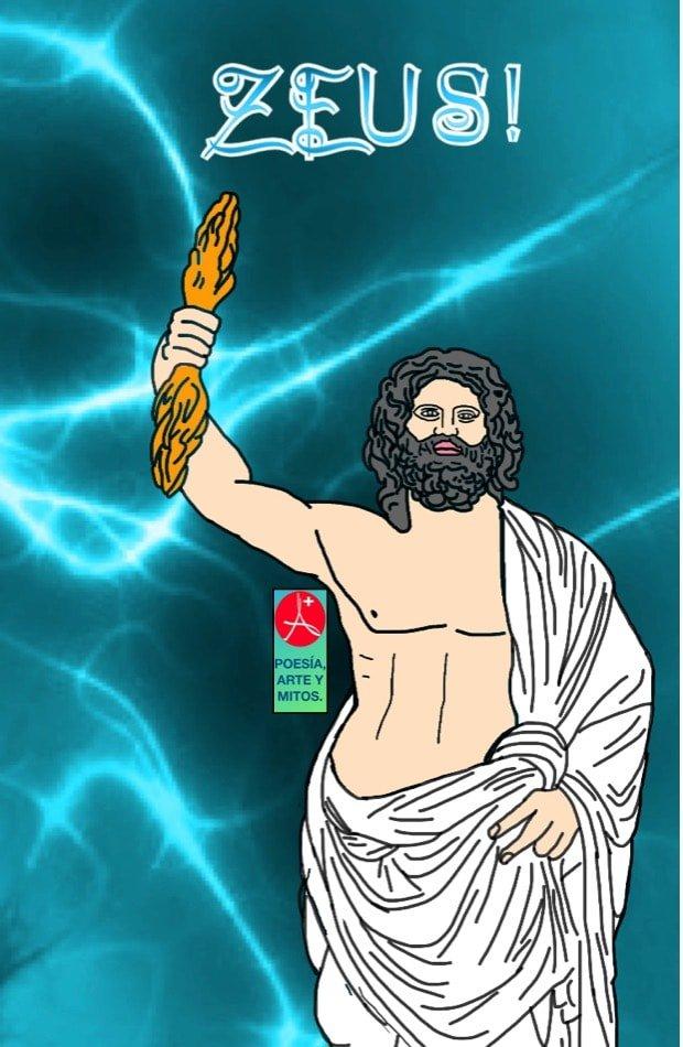 Zeus- El destino mitologia
