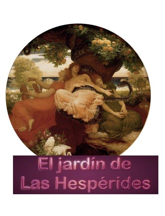 Jardin Hesperides -manzanas de oro - mito - los 12 trabajos