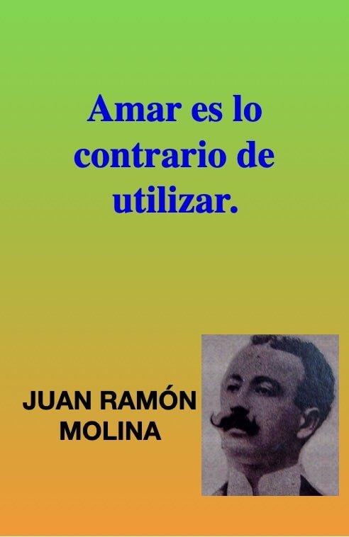 Amar-Frases-de-amor-romanticas-del-poeta-JUAN-RAMÓN-MOLINA-PAM